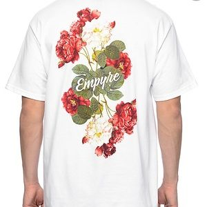 Empyre Flowered T-Shirt